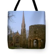 Channing Memorial Church Tote Bag