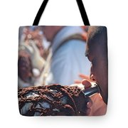 Chant To Valhalla Tote Bag