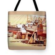 Chantier Naval Tote Bag