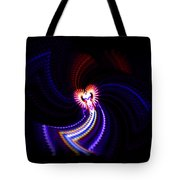 Chaos Dance Tote Bag