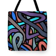 Chaos Theory Tote Bag