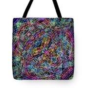 Chaos Theory Tote Bag