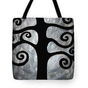 Chaos Tree Tote Bag