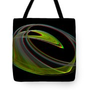 Chaoscope Design 3 - Use Red-cyan 3d Glasses Tote Bag