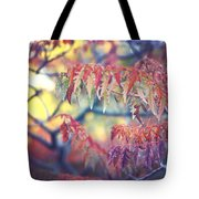 Chaotic Beauty Tote Bag