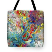 Chaotic Craziness Series 1987.032914 Tote Bag