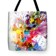 Chaotic Craziness Series 1998.033114 Tote Bag