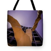 Chaotic Emergence Tote Bag