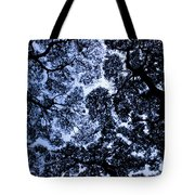 Chaotic Pattern Tote Bag