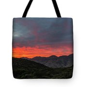Chaparral Dreams Tote Bag