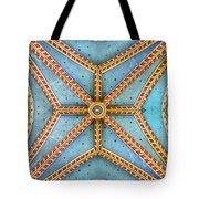 Chapel Ceiling Tote Bag