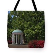 Chapel Hill Old Well Tote Bag