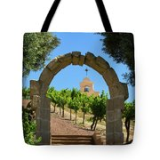Chapel Hill Vineyard Tote Bag