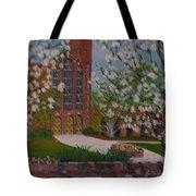 Chapel Of Memories Tote Bag