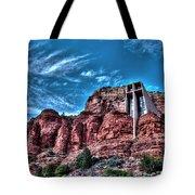 Chapel Of The Rock Tote Bag