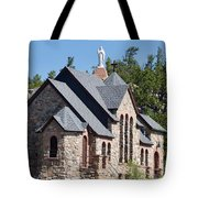 Chapel On A Rock 2 Tote Bag