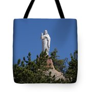Chapel On A Rock 3 Tote Bag