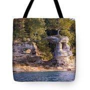 Chapel Rock Tote Bag