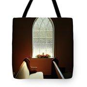 Chapel Window Tote Bag