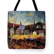 Chapelle D'havenne  Tote Bag