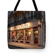 Chapellerie Bruyas Hat Store Tote Bag