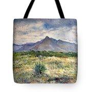 Chapmans Peak Cape Peninsula South Africa Tote Bag