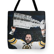 Chara And The Cup Tote Bag