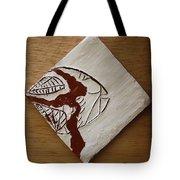 Character - Tile Tote Bag