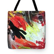 Charcoal Drawing Tote Bag