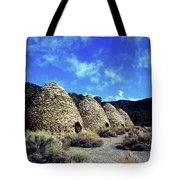 Charcoal Kilns Tote Bag