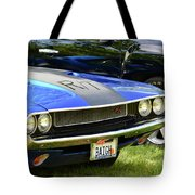 Challenger R/t Tote Bag