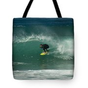 Charging The Closeout Tote Bag