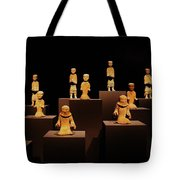 Chariot Warriors Tote Bag