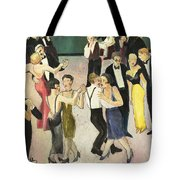 Charity Ball Tote Bag by Thomas Tribby
