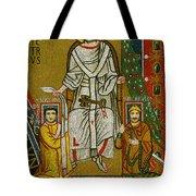 Charlemagne (742-814) Tote Bag