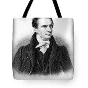 Charles Babbage, English Computer Tote Bag