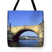 Charles Bridge, Prague Tote Bag