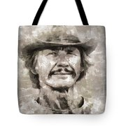 Charles Bronson, Actor Tote Bag