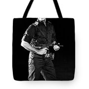 Charles Bronson In Raid On Entebbe 1977  Tote Bag