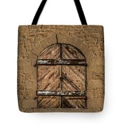 Charles Goodnight Barn Doors Tote Bag
