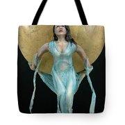 Charles Hall - Creative Arts Program - Full Moon Tote Bag