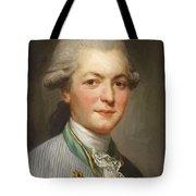 Charles Joseph De Pallu Tote Bag