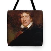 Charles Kemble Tote Bag