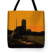 Charles River 1967 Tote Bag
