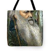 Charles Robert Darwin Tote Bag