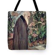 Charles Robert Darwin Tote Bag by John Collier