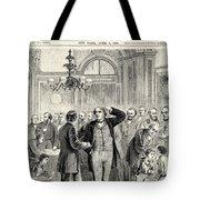 Charles Sumner (1811-1874) Tote Bag by Granger