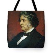Charles Sumner Tote Bag