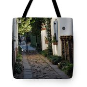 Charleston Alley 1 Tote Bag