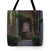 Charleston Brick Alley Tote Bag